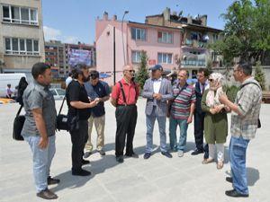 Muratpaşa Kent Meydanı, görücüye çıktı