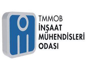 TMMOB İnşaat Mühendisleri Odasından deprem açıklaması...