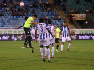 B.B. Erzurumspor - Boluspor maçı Elazığ'da oynanacak