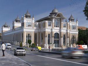 Palandöken'in Nikah Sarayı ihalesi tamamlandı