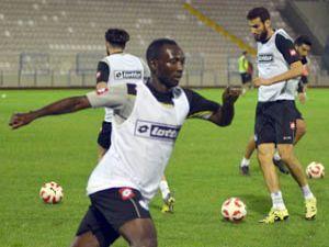 B.B. Erzurumspor, Gaziantepspor maçına hazırlanıyor