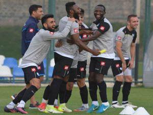 B.B. Erzurumspor, Gaziantepsor maçının hazırlıklarını tamamladı