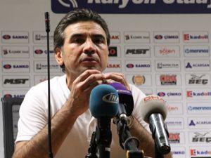 Gaziantepspor - B.B. Erzurumspor maçı ardından
