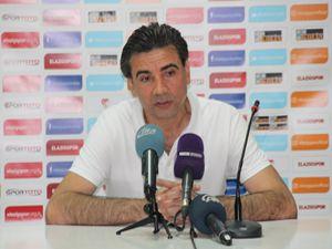 B.B. Erzurumspor-Boluspor maçının ardından