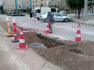 Büyükşehir'den Yunus Emre Mahallesi'ne yeni bağlantı yolu