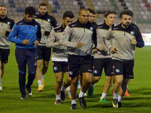 B.B. Erzurumspor, Adanaspor maçı hazırlıklarına başladı