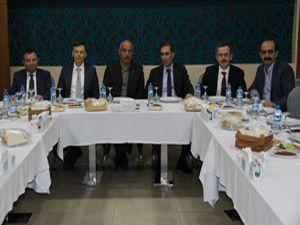 DAİB, Ekonomi Bakanlığı heyetini bölge ihracatçısıyla buluşturdu