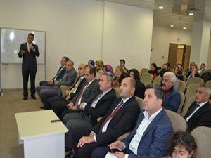 GHSİM personeline resmi yazışma semineri