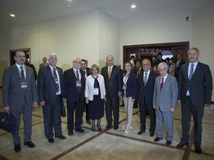 Uluslararası İlaç Sempozyumu Atatürk Üniversitesi'nde başladı