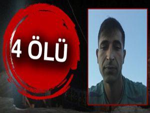 Yozgat'ta damat dehşeti: 4 ölü