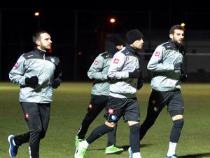 B.B. Erzurumspor, Eskişehirspor mesaisine başladı