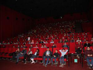 Öğrenciler sinema ile buluşuyor