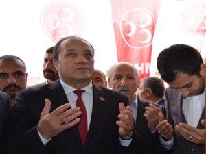 Karataş, Karaçoban ve Hınıs'a çıkarma yaptı