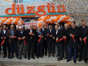 Düzgün marketler 14. Şubesini Dadaşkent'te açtı