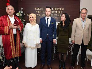 24 Kasım Öğretmenler Günü, nikahla renklendi