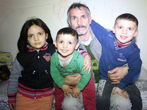 Baba Karakoç: Ne olur beni evlatlarımdan ayırmayın