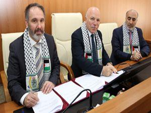 Büyükşehir'in sosyal denge sözleşmesi yenilendi