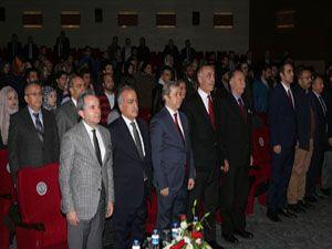 Atatürk Üniversitesi'nde Ahilik Haftası paneli