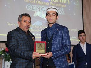 Kur'an-ı Kerim'i güzel okumak için yarıştılar