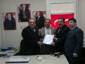 MHP'den Erzurum'a sürpriz atama... İspir'de siyasi dengeler değişecek...