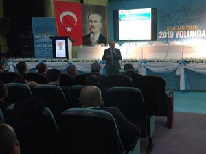 Yavilioğlu'ndan yerel yönetimlere proje çağrısı