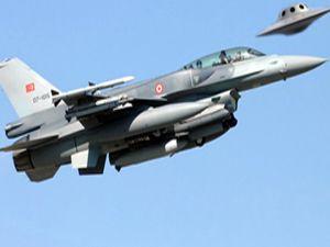 Korgeneral açıkladı... F-16 ve Özel Kuvvetler, sınırda UFO kovalamış