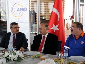 Erzurum AFAD'a 'Insarag' sertifikası