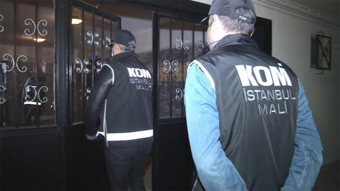 İstanbul merkezli 5 ilde FETÖ operasyonu: 25 gözaltı