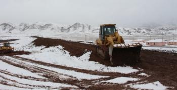 600 dönüm araziye gölet yapılıyor