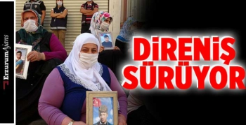 Ailelerin HDP önündeki direnişi devam ediyor