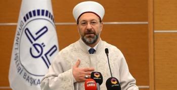Ali Erbaş'tan 'hac' açıklaması...