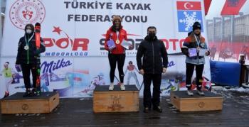 Anadolu Kupası'nda bir altın bir de gümüş