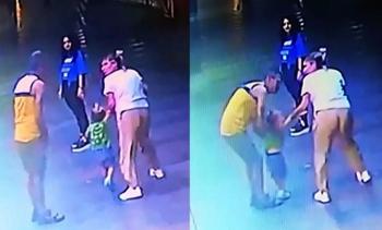Antalya'da bir çocuğu kaçırmaya çalışan kişi tutuklandı