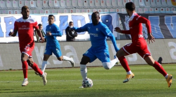 Antalyaspor ile Erzurumspor, ligde 4. randevuda