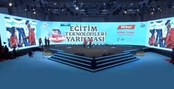 Atatürk Üniversitesi Teknofest'te birinci oldu