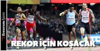 Atletizmin kalbi Erzurum'da atacak