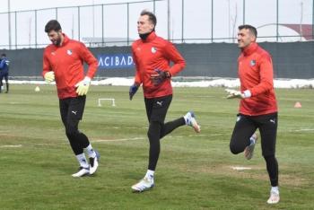 B.B. Erzurumspor, Antalyaspor maçına hazır