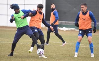B.B. Erzurumspor'da kupa mesaisi