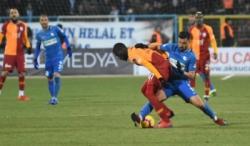 B.B. Erzurumspor ile Galatasaray, 3. randevuda