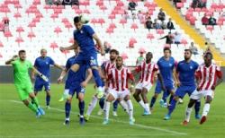 B.B. Erzurumspor ile Sivasspor 3. randevuda