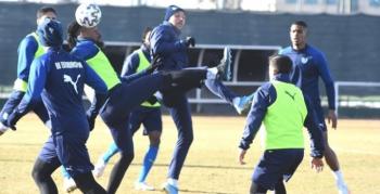 B.B. Erzurumspor, Kasımpaşa hazırlıklarına başladı