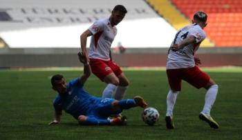 B.B. Erzurumspor tarihinde bir ilki başardı
