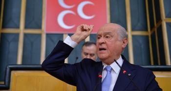 Bahçeli'den AYM'nin HDP kararına tepki