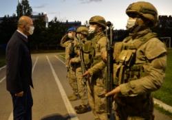 Bakan Soylu: Teröristlerin amacı Karadeniz'e sızmaktı