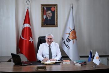 Başkan Öz'ün Covid-19 testi pozitif çıktı