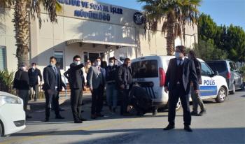 Belediye Başkan Yardımcısına bıçaklı saldırı