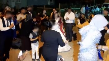 Bursa'da skandal düğün...