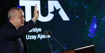 Cumhurbaşkanı Erdoğan'dan DAG vurgusu