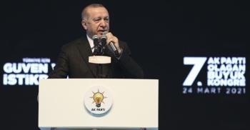 Cumhurbaşkanı Erdoğan'dan döviz ve altın çağrısı