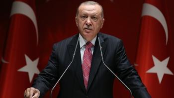 Cumhurbaşkanı Erdoğan'dan net mesaj...
